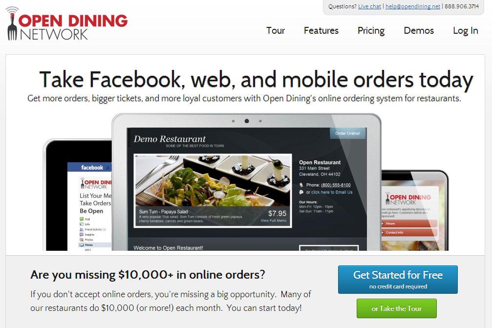 Using Wordpress To Take Restaurant Orders Online Theme